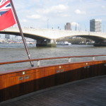 Corporate Hospitality - On the Thames